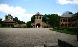 Palais de Mogosoaia photo stock
