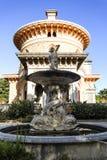 Palais de Monserrate dans la fontaine de Sintra Triton Photos stock