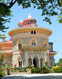 Palais de Monserrate dans Sintra, Portugal image stock