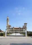 Palais de Montaza à l'Alexandrie, Egypte Photographie stock