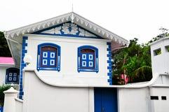 Palais de Muleeaage en Maldives Image stock