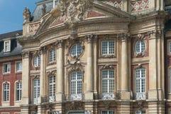 Palais de Munster Image stock