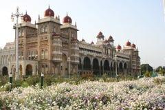Palais de Mysore Images stock