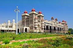 Palais de Mysore photos stock