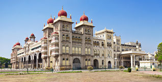 Palais de Mysore, Inde Image stock