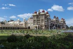 Palais de Mysore, Inde photo libre de droits