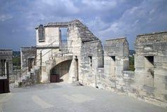 Palais de Papes Images libres de droits
