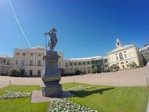 Palais de Pavlovsk, 18 siècle, résidence impériale russe dans Pavlovsk près de St Petersbourg, Russie Image stock