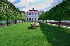 Palais de Peterhof Palais de Marli Images stock