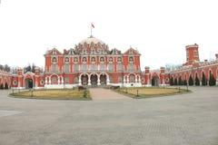 Palais de Petrovsky à Moscou photos libres de droits