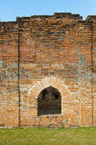 Palais de porte de brique Photographie stock libre de droits