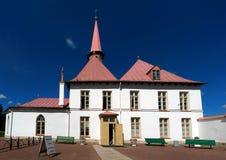 Palais de Priory Gatchina Russie Images stock
