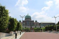 Palais de Putrajaya Image libre de droits
