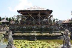 Palais de Rättvisa de Bali Arkivbild