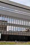 Palais de Rättvisa i Montreal Royaltyfri Fotografi