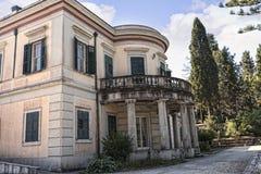 Palais de Repos de lundi qui a été construit en 1924 par haut commissaire Frederick Adam et est devenu propriété postérieure de l image libre de droits