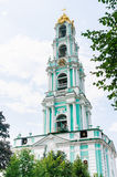 Palais de rois Tour de charpentier et de caliche St Sergius Lavra de trinité sainte Image libre de droits