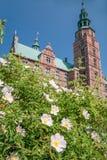 Palais de Rosenborg à Copenhague photos libres de droits