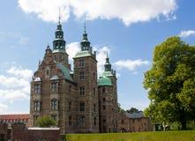 Palais de Rosenborg ? Copenhague photographie stock