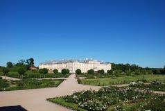 Palais de Rundale, Lettonie Photos libres de droits