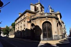 Palais de Salvo Photos stock