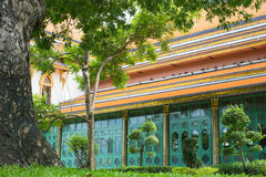 Palais de Sanam Chan, Nakhon Pathom, Thaïlande photos libres de droits