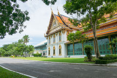 Palais de Sanam Chan, Nakhon Pathom, Thaïlande Image stock