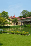 Palais de SanamJan, Nakornpathom, Thaïlande. Photos libres de droits