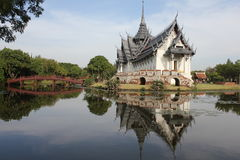 Palais de Sanphet Prasat Photos libres de droits