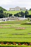 Palais de Schonbrunn à Vienne Lizenzfreie Stockfotos