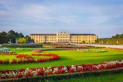 Palais de Schonbrunn à Vienne photo libre de droits