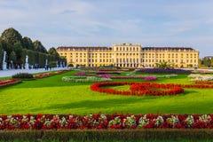 Palais de Schonbrunn à Vienne Lizenzfreie Stockbilder