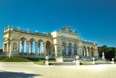 Palais de Schonbrunn à Vienne Lizenzfreies Stockbild