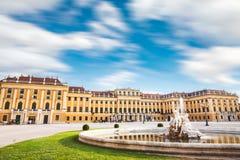 Palais de Schonbrunn à Vienne, Autriche photo stock