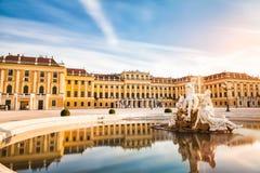 Palais de Schonbrunn à Vienne, Autriche image libre de droits