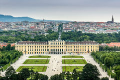 Palais de Schonbrunn Photographie stock