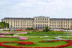 Palais de Schonbrunn, Vienne photo stock