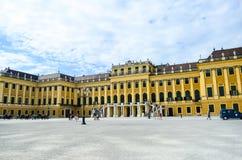 Palais de Schonbrunn, Vienne photo libre de droits