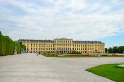 Palais de Schonbrunn, Vienne photos stock