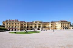 Palais de Schonbrunn, Vienne, Autriche Image libre de droits