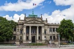 Palais De Sprawiedliwość Zdjęcia Stock