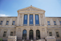 palais de Sprawiedliwości Obrazy Stock