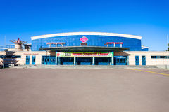 Palais de stade de sport de Kazan Photographie stock libre de droits