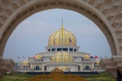 Palais de sultan Photos libres de droits