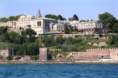 Palais de Topkapi - Istanbul Image libre de droits