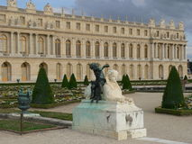 Palais de Versailles ( France ) Stock Photo