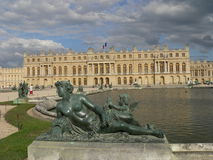 Palais de Versailles ( France ) Stock Images