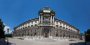 Palais de Vienne photo stock