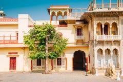Palais de ville à Jaipur, Inde image stock