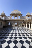 Palais de ville d'Udaipur Image stock